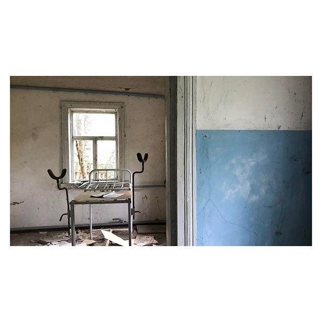 Village gynaecologist #chernobyl #urbex