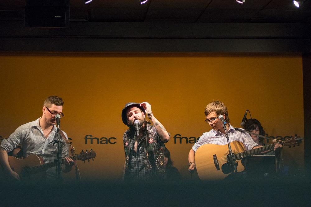 Hounds na FNAC Curitiba