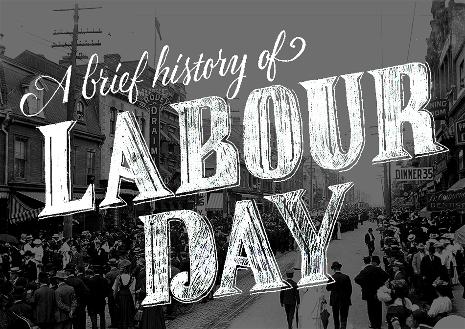 Labour Day in Toronto