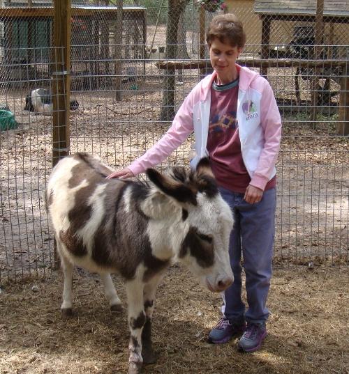 Ann with Donkey.jpg