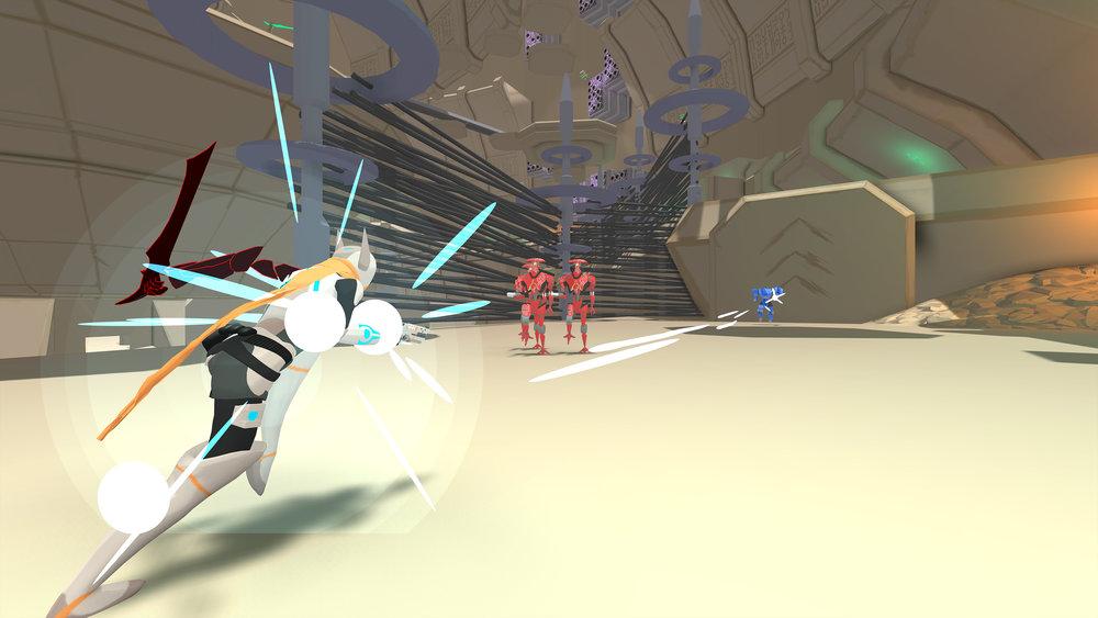 Halen Ballad of the Blade Thief screenshot 2