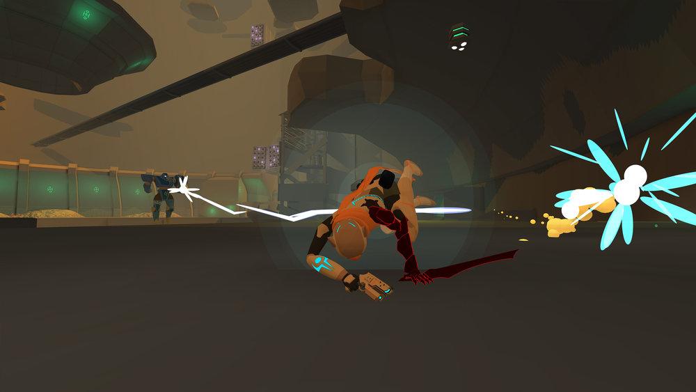 Halen Ballad of the Blade Thief screenshot 8