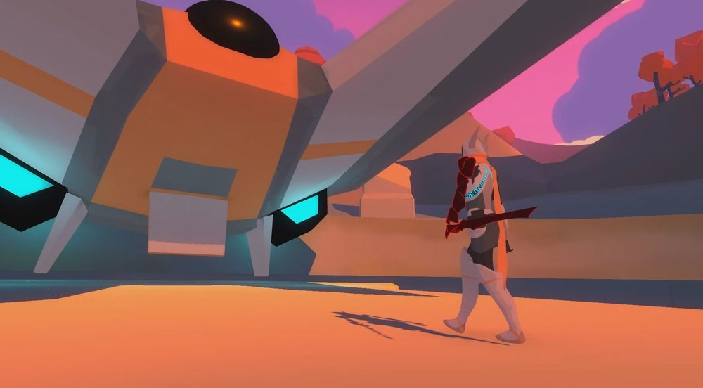 Halen Ballad of the Blade Thief cutscene 3