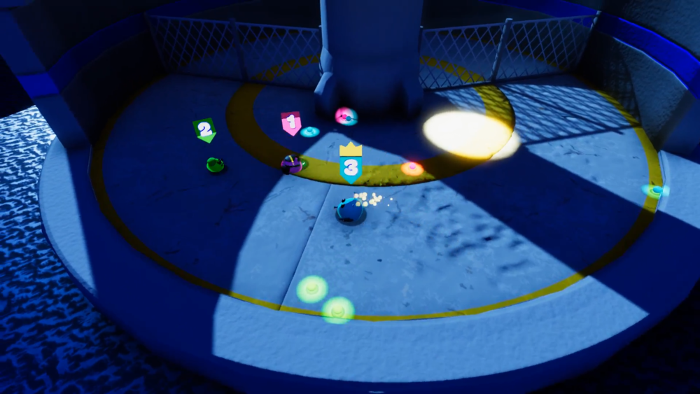 The Blobs Fight gameplay screenshot 9