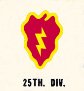 25th Infantry Division