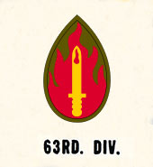 63rd Infantry Division