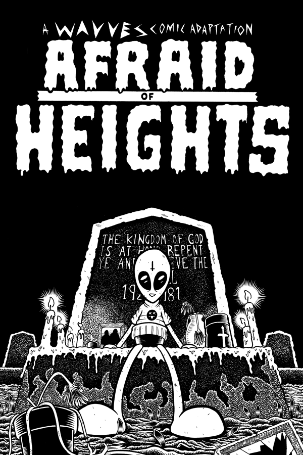 New! Afraid of Heights