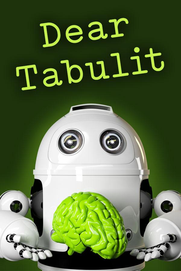 Dear Tabulit