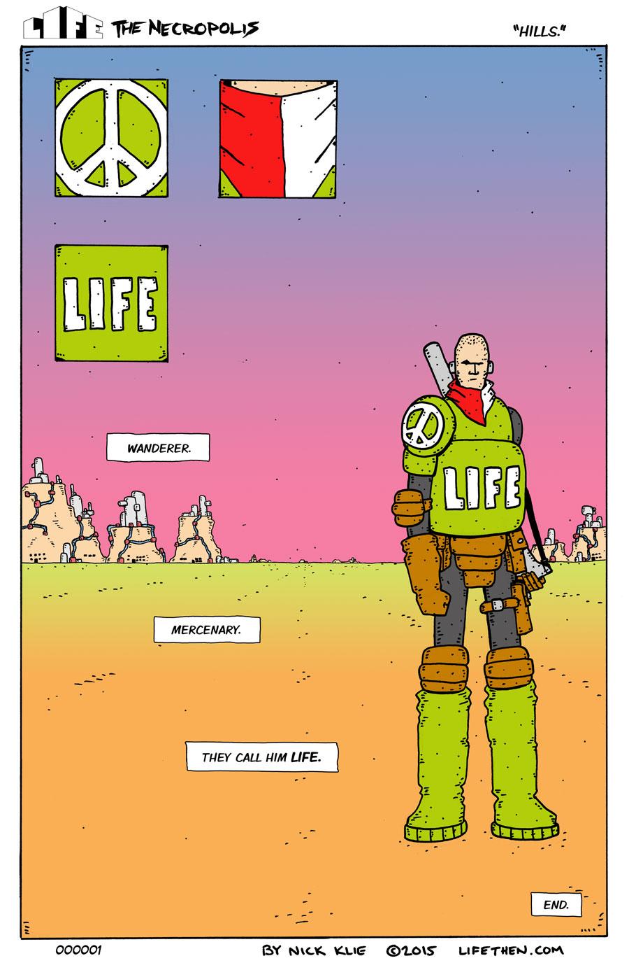 Life the Necropolis -  Lifethen.com