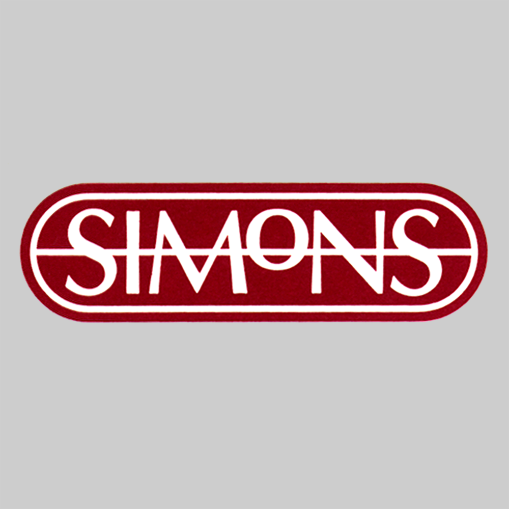 H.A. Simons International   Working with management consultants, this rebranding provided a stronger visual foundation for this international corporation based in Vancouver, B.C.