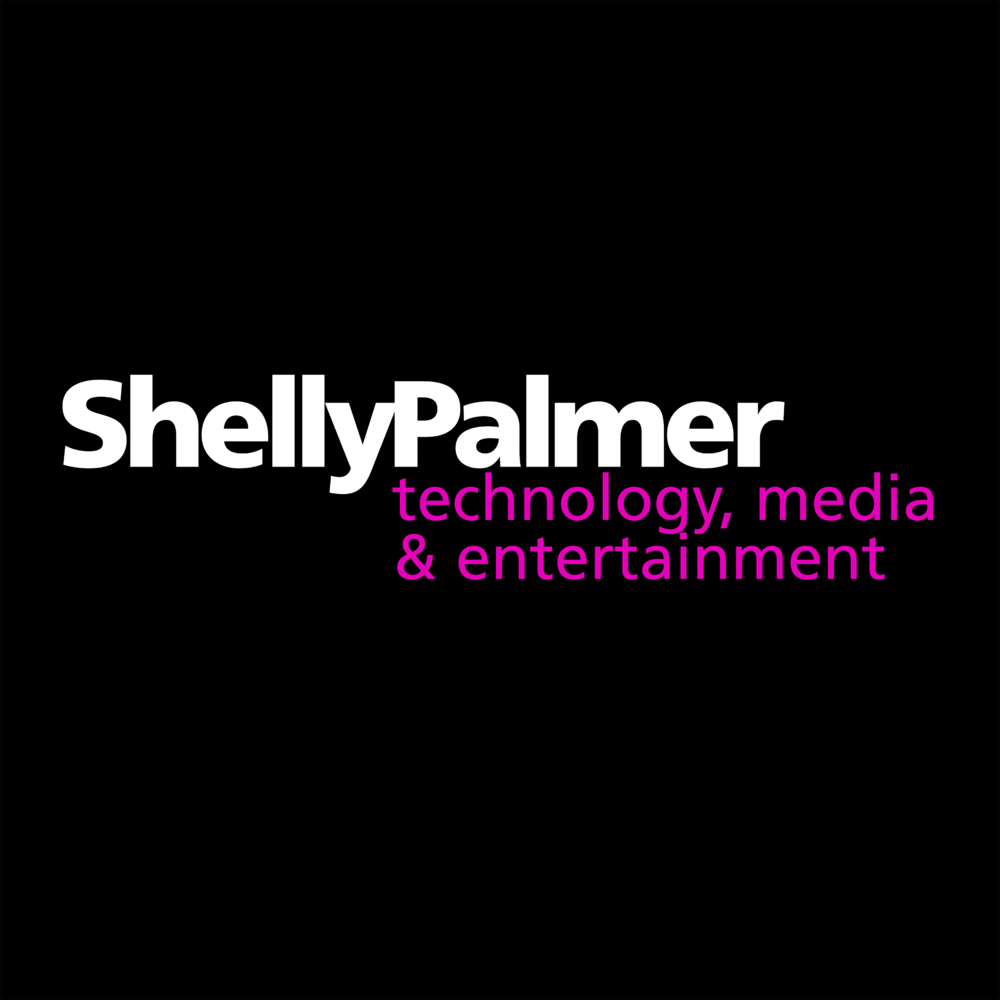 Shelly Palmer   As seen on TV news as everyone's favorite 'tech-guru', in 2008, Shelly Palmer required the rebranding of his media communications. Brand, website, product banners, seminar material, etc.