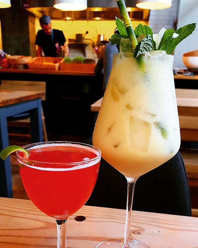 Sunday funday and cocktails. #easydrinking #capitolhillseattle #brunchcocktails #pnw #seattlebars #barzyapp #barzy