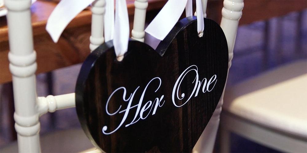 Photo credit: Harborview Studios Wedding Videography