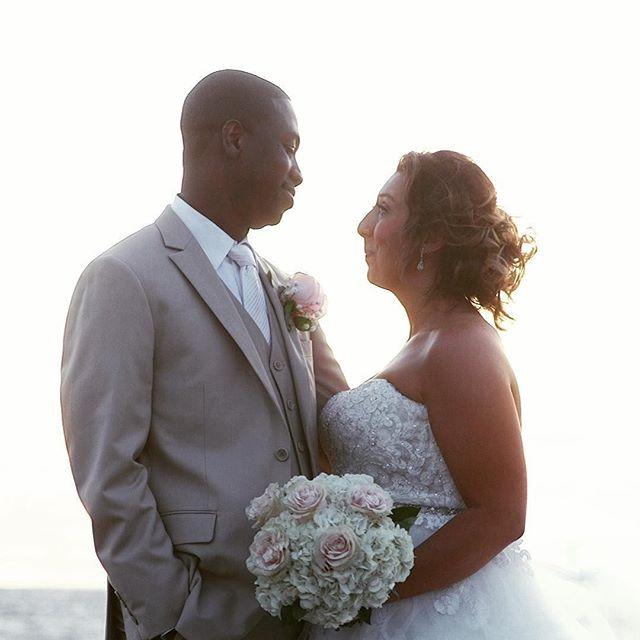 Happy one year anniversary to Chelsea and Carl! We wish you many, many more.  @chelsea_boncoeur @cookphoto @kjfloraldesigns @remixologists @bostonbridalmakeup @designlightco  #simplyadoreboncoeur #harborviewstudios #capecod #capecodwedding #wedding #bride #groom #weddingvideo #beachwedding #love #summerwedding #massachusettswedding #seasidewedding #weddingdress