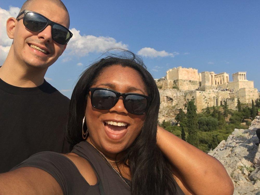 #Acropolis -