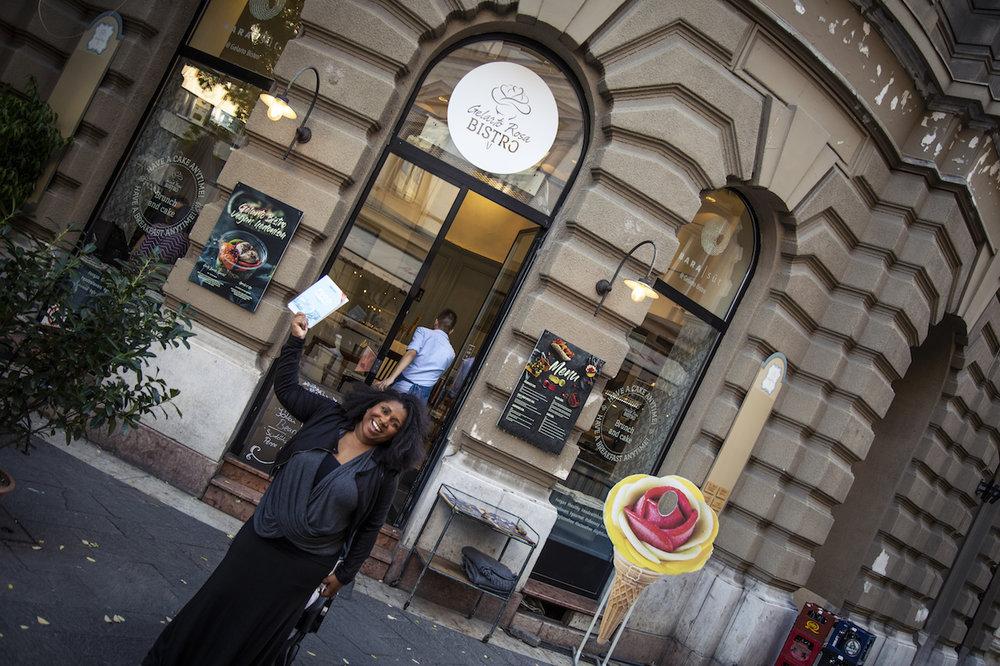Budataste Food Passport - Black Girl In Budapest