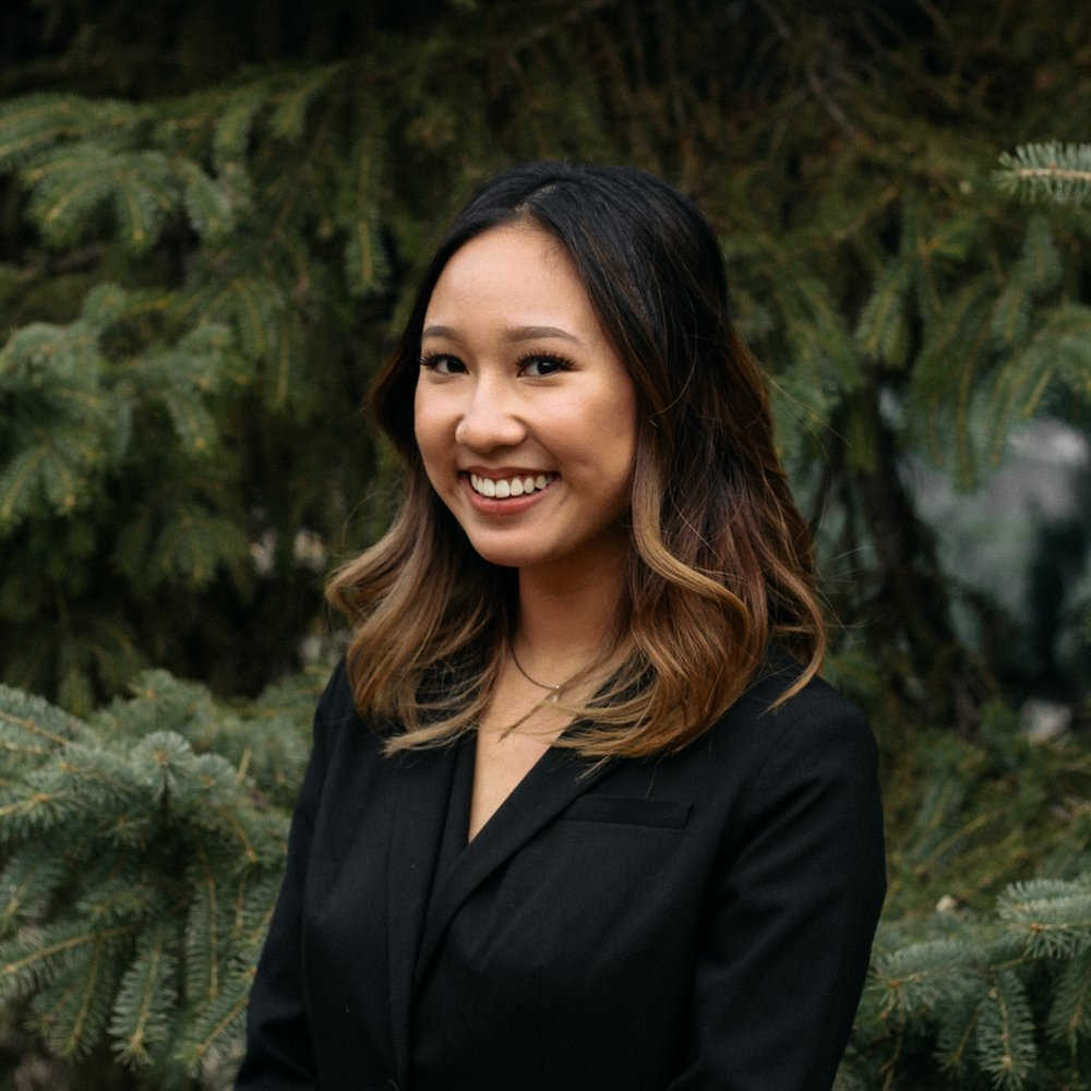Director of Events: Ivy Diep - Ivy is currently studying at the Alberta School of Business, majoring in Business Economics & Business Law while minoring in Marketing. If you know Ivy, you know that she's constantly eating. For those of you who don't know her, you'll figure that out sooner or later. As of now, Ivy plans to attain her MBA after graduation. From there, she plans to pursue a career in entrepreneurship surrounding the continually dynamic international market.