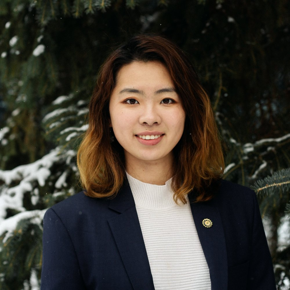 Director of Corporate Relations: Jenny Li - Jenny is currently studying in the Faculty of Arts, majoring in Economics. Outside of Enactus, you can find Jenny comfortably napping or engaging in retail therapy in hopes of supporting the local economy. After graduation, Jenny plans to continue on to Law school to pursue a career in corporate law.