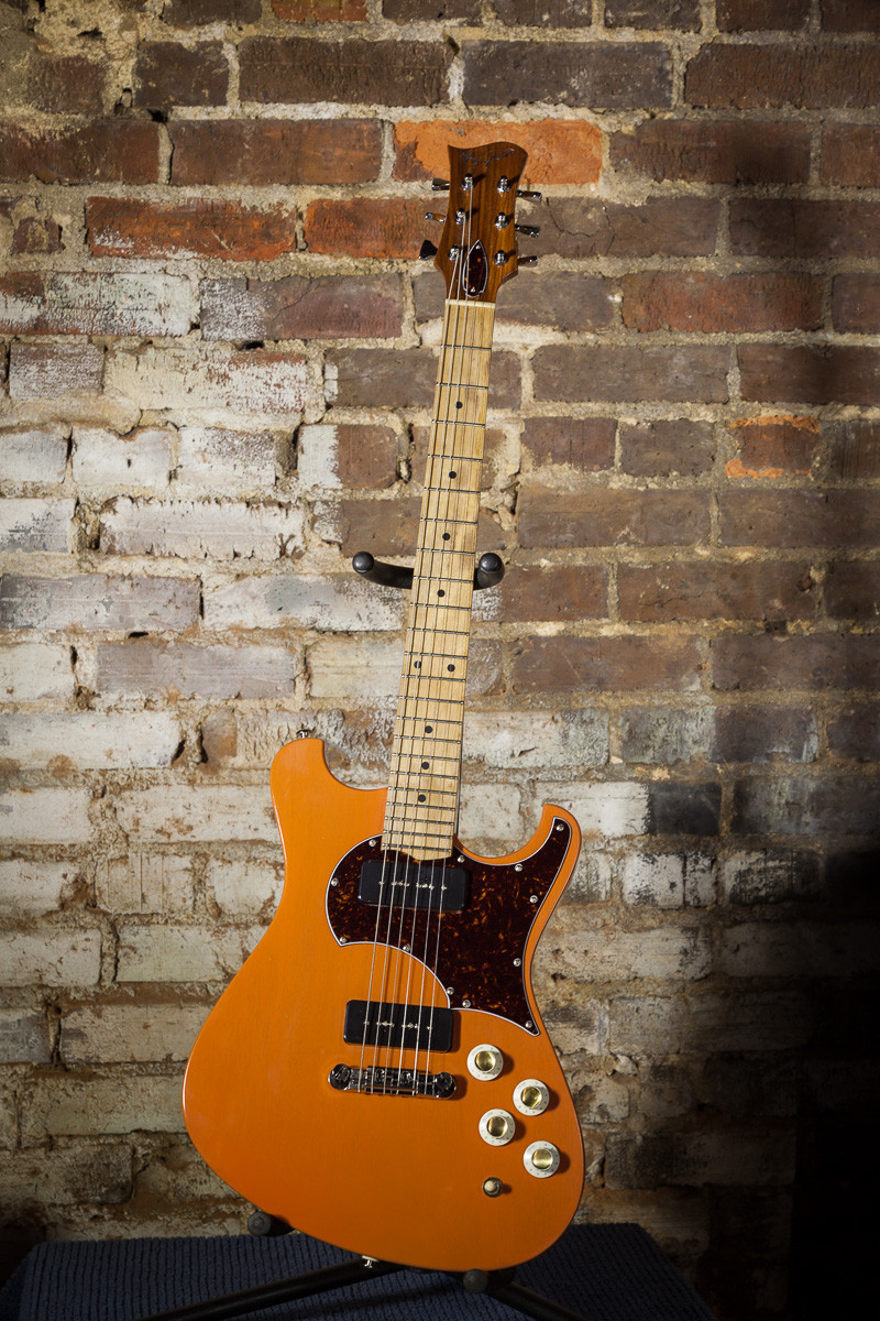 The Standard Class Shirley — BA Ferguson Guitars