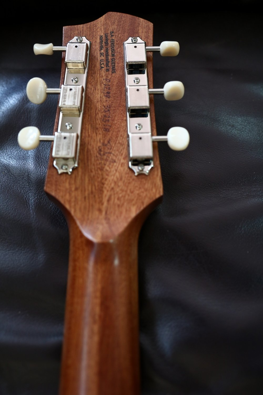 Models — BA Ferguson Guitars