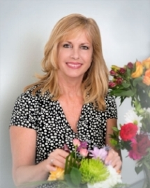 Vicki Owner & Designer Peddles Floral