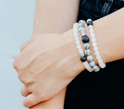Aromatherapy Bracelets  - Starting at $25
