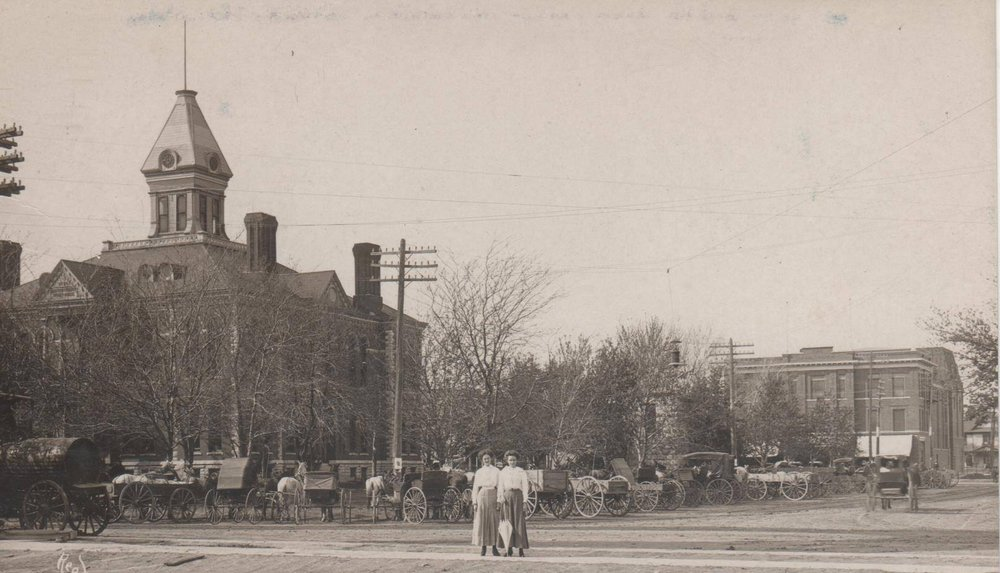 Norton County Courthouse 1907