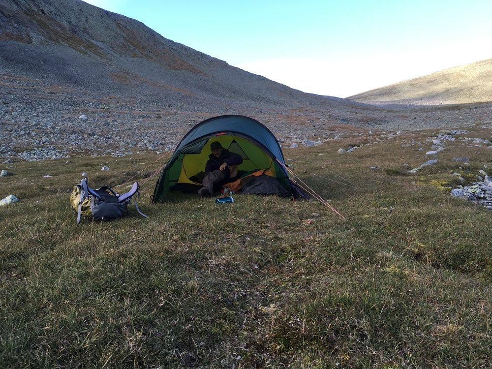 Fjeldtur i Norge, 2016