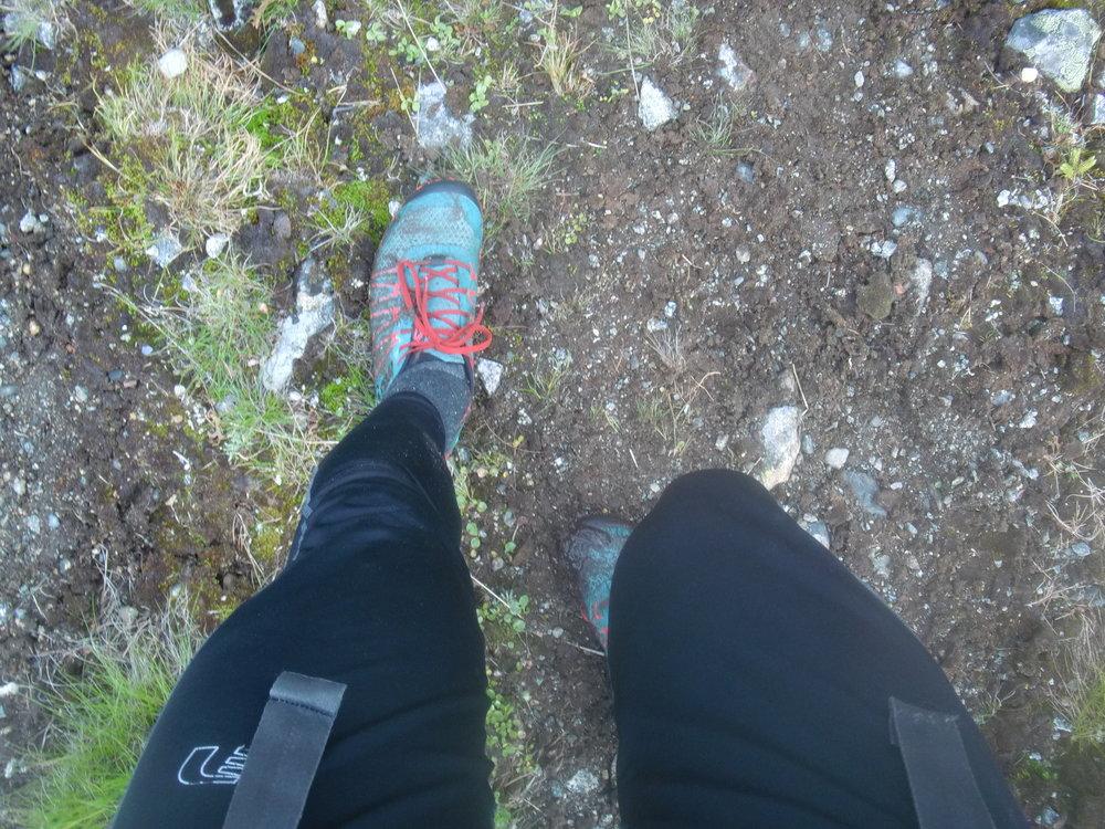 Skoen på tur i Norges fjelde