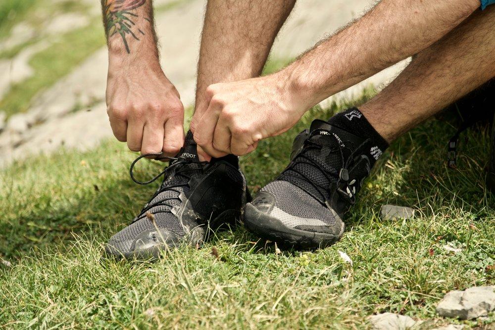 Nye sko - Vivo Barefoot Trail FG