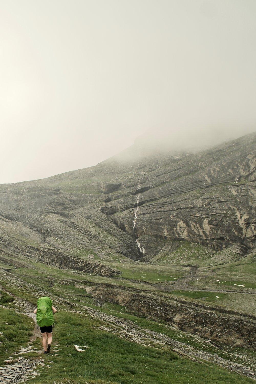 Når det er tåget bliver landskabet et andet - og bestemt ikke grimmere.