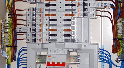 Gould Corp on how do you wire an electric panel, wiring generator to breaker panel, woring a 8 3 wire to main panel,