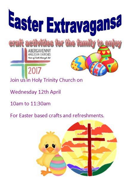 Easter Extravagansa at Holy Trinity Church