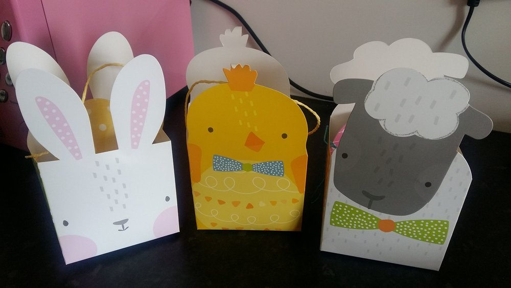 Easter at Tiny Tots Abergavenny