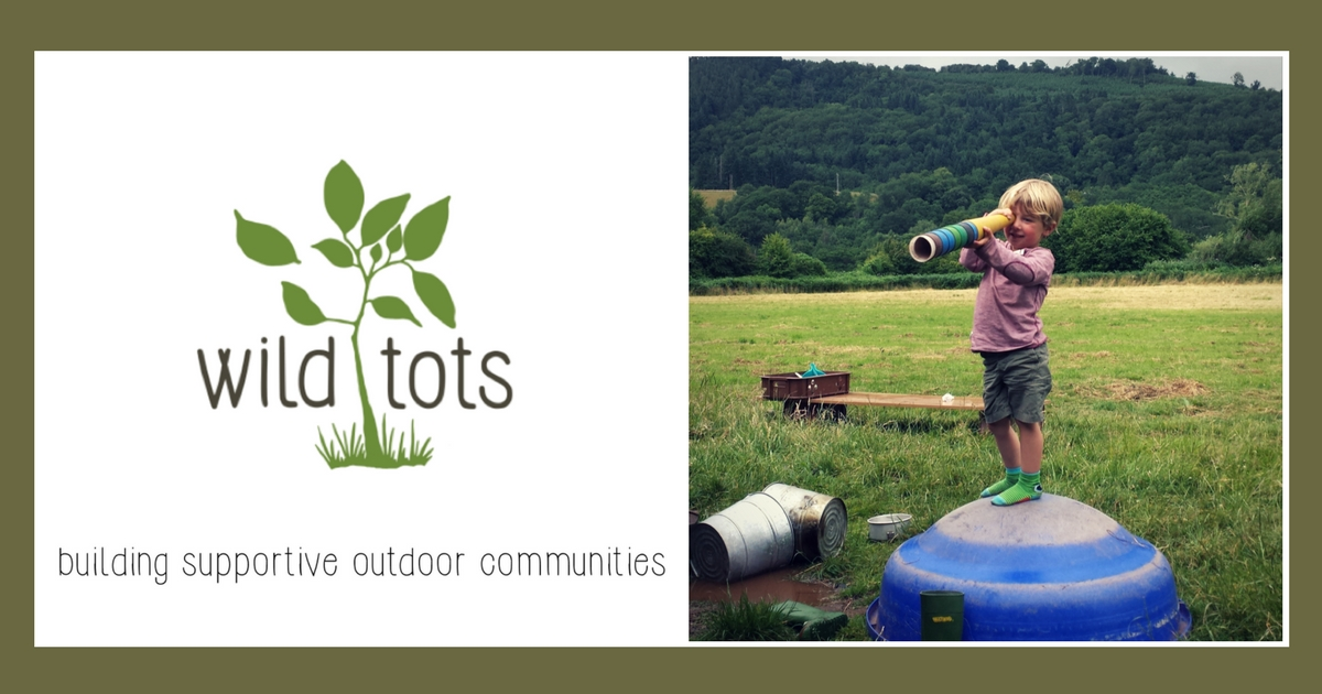 Wild Tots: building supportive outdoor communities