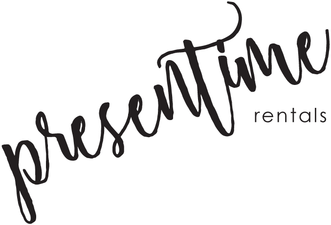 presentime rentals | Event Rental & Design Services | Atlanta