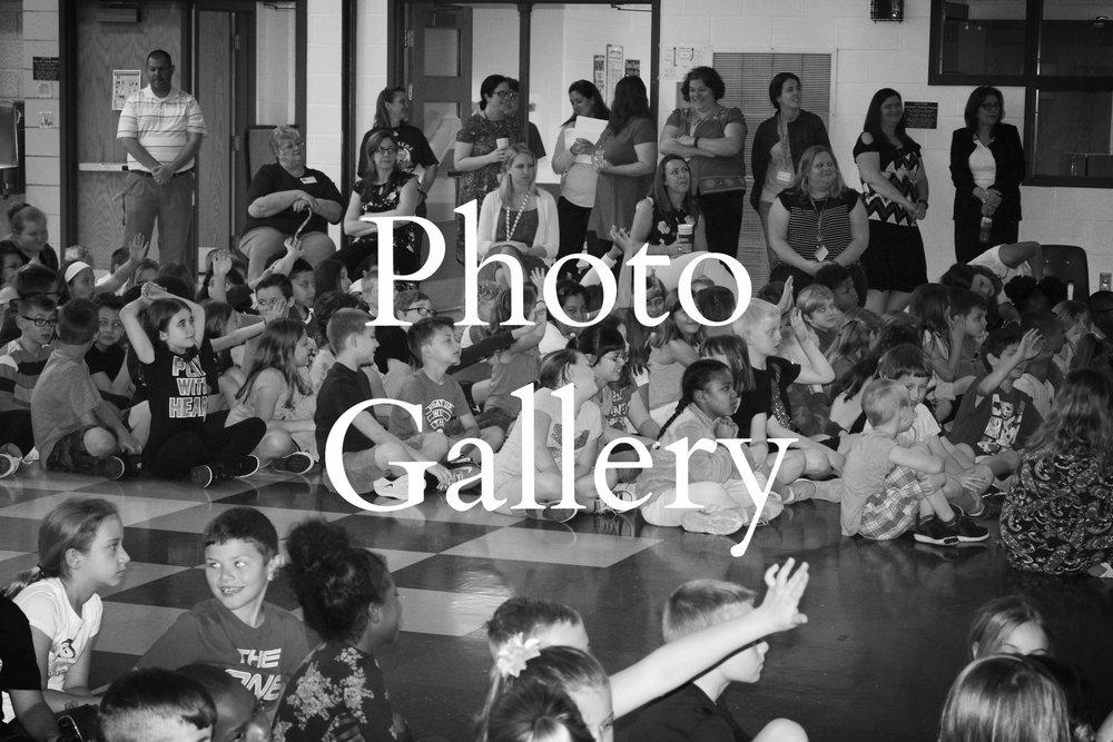 Edgemere Elementary Visit- April 27, 2017