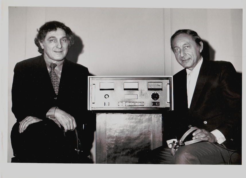 Andrija and his partner started The Intelectron Corporation in the 1960s, a company that focused on electrostimulation techniques for the hearing impaired