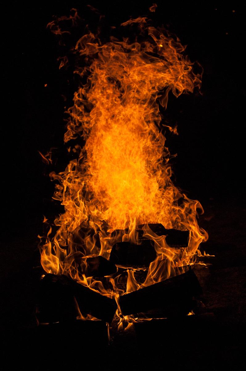 Headstrong NLP - Firewalk Scotland - 22 March 2014