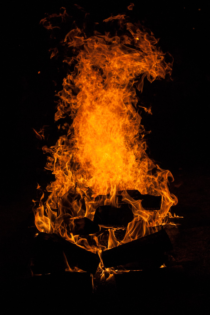 Headstrong NLP - Firewalk Scotland - 22 March 2014
