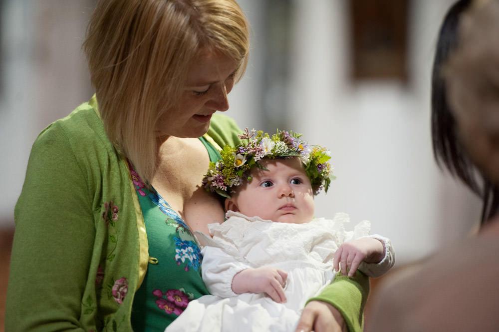 Anya's Christening - September 2013