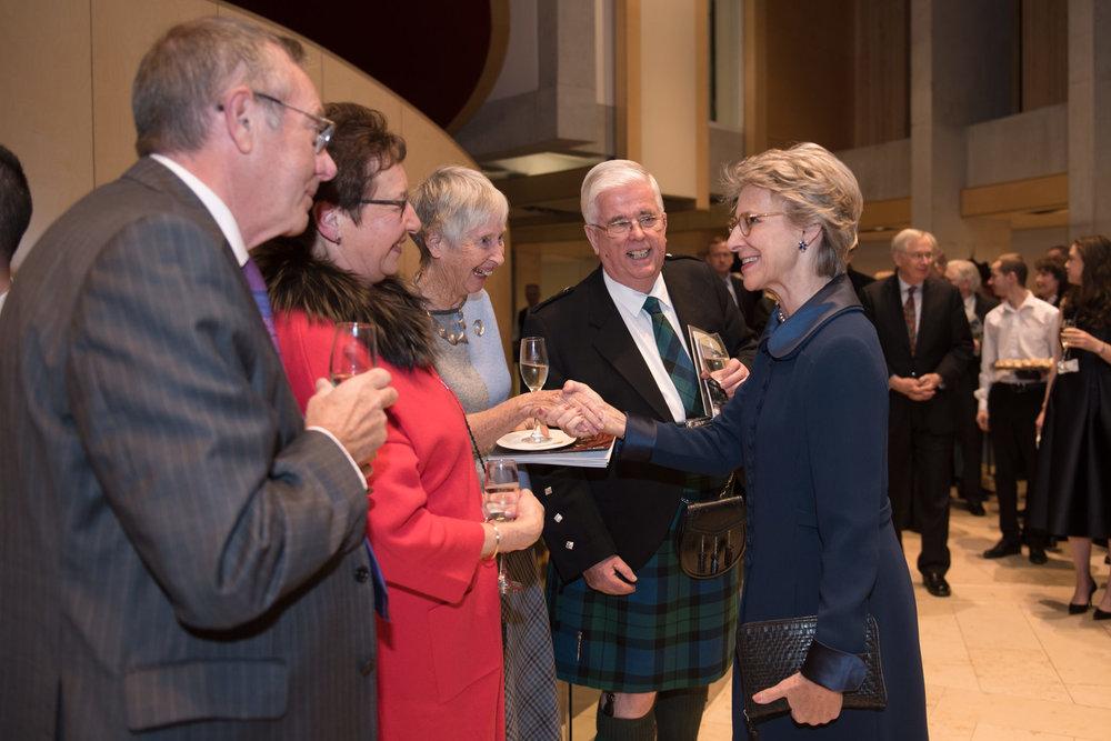 Scottish Opera - Theatre Royal 150th anniversary - 28 November 2017 © Julie Broadfoot - www.juliebee.co.uk