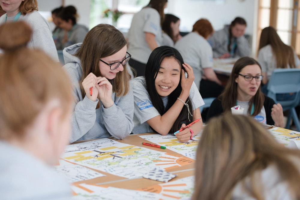 Girlguiding Scotland - Camp CEO 2018 - © Julie Broadfoot - Juliebee - www.juliebee.co.uk