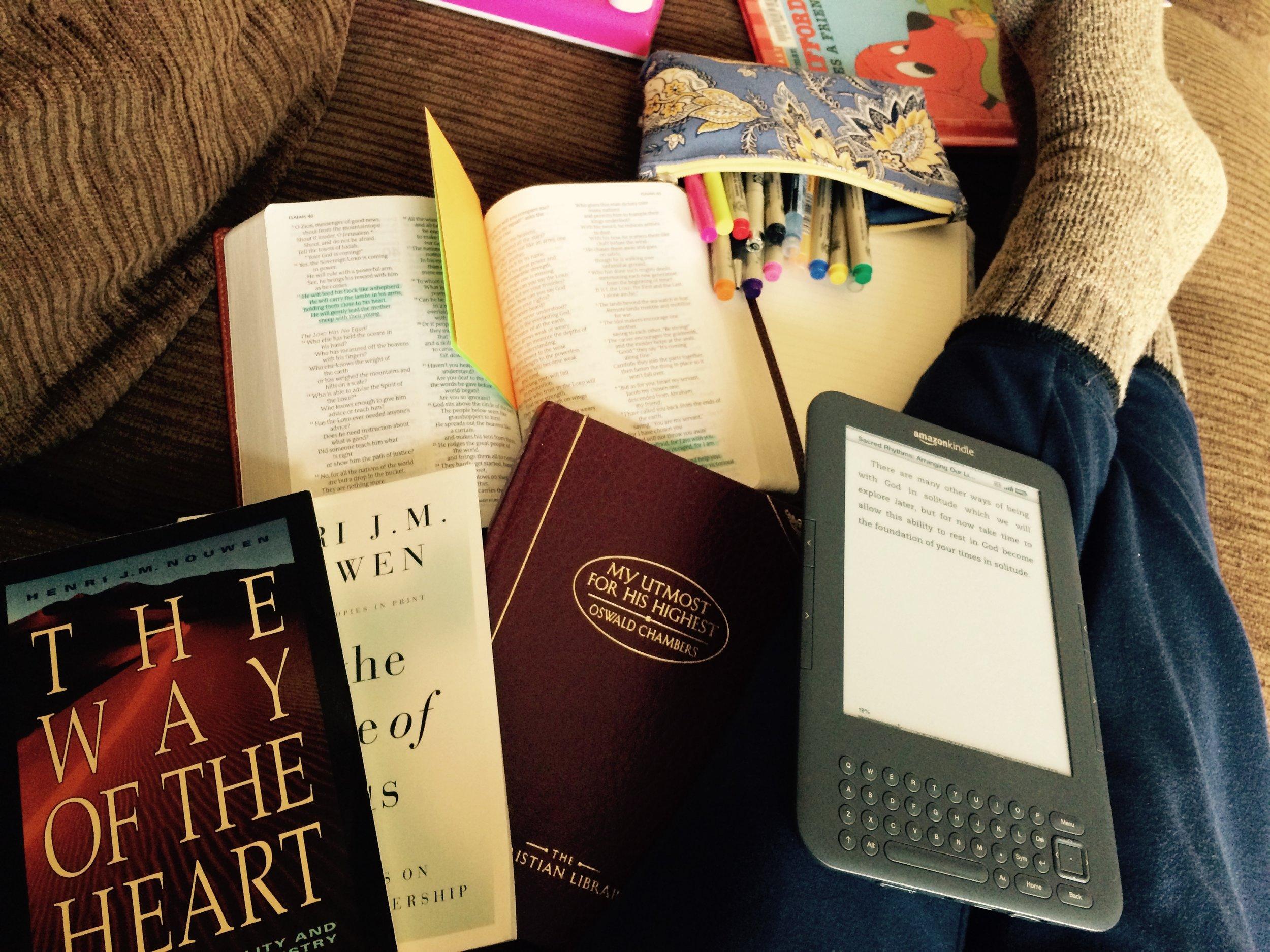 Books&socks