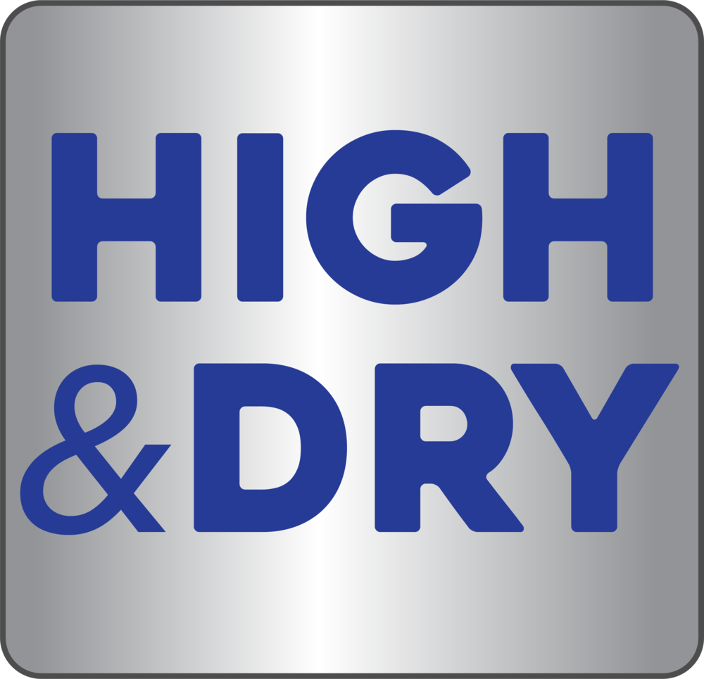 High & Dry - Product Design