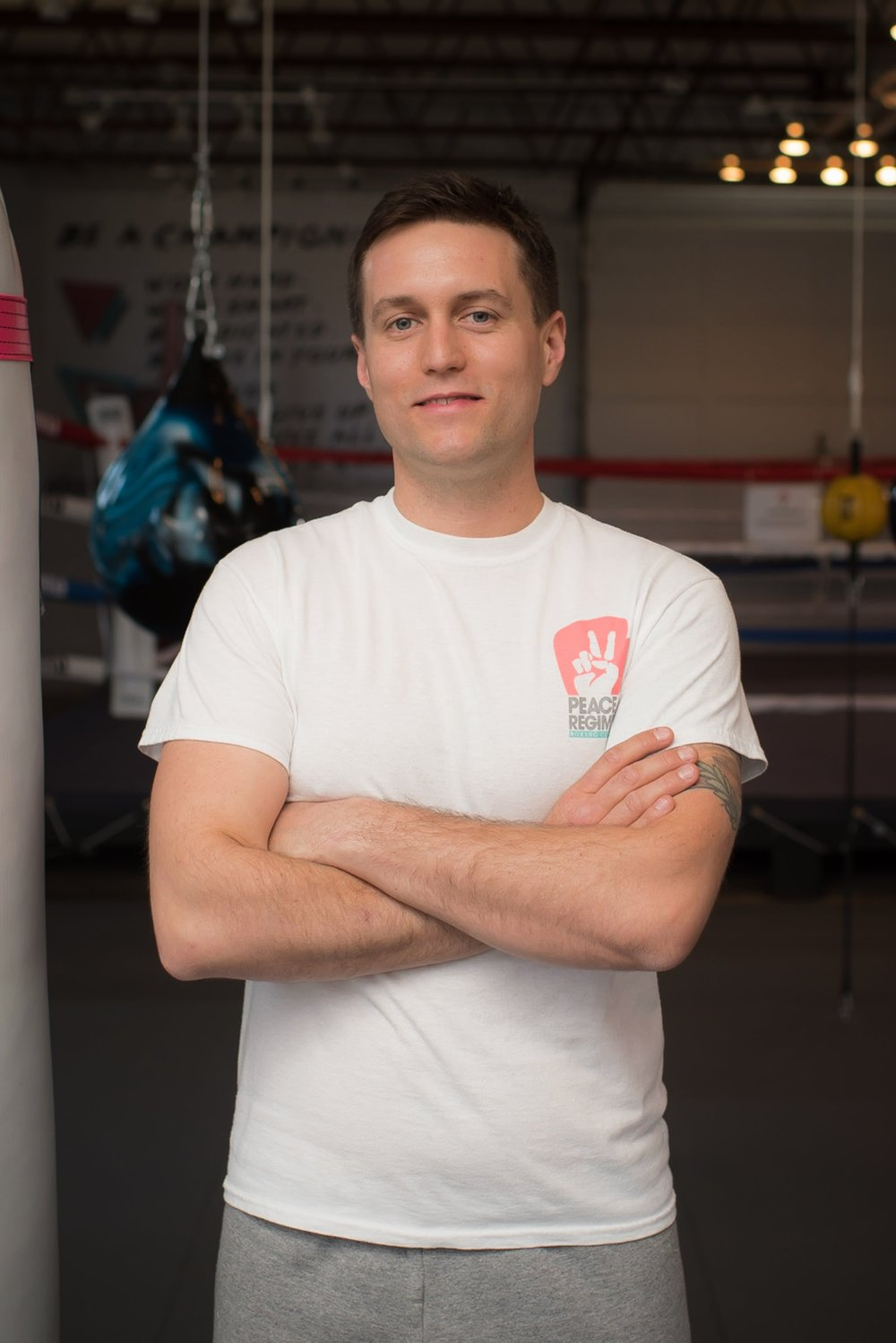 Andrew Palmer - Head Boxing Coach
