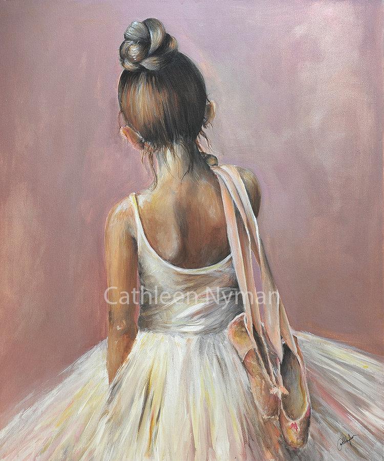 Morning Ballerina