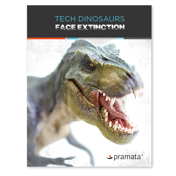 Traditional Tech Dinosaurs Face Extinction