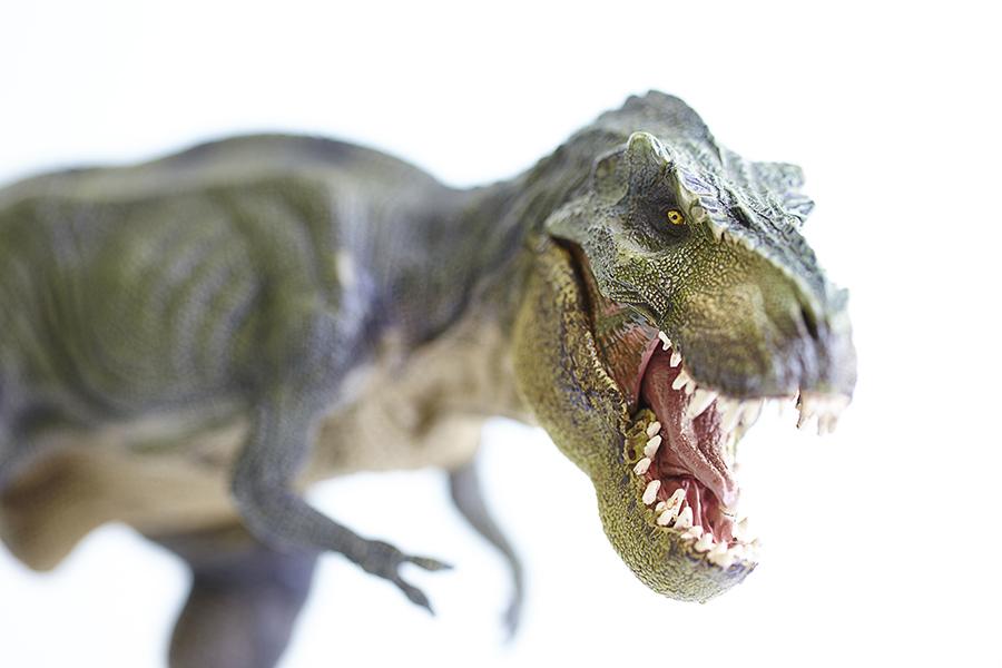 Tech Dinosaur
