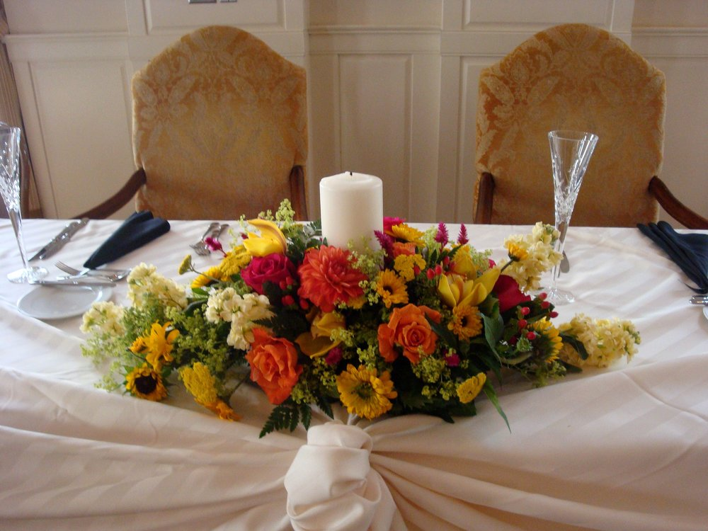 A- Sweetheart table with the unity candle.jpg
